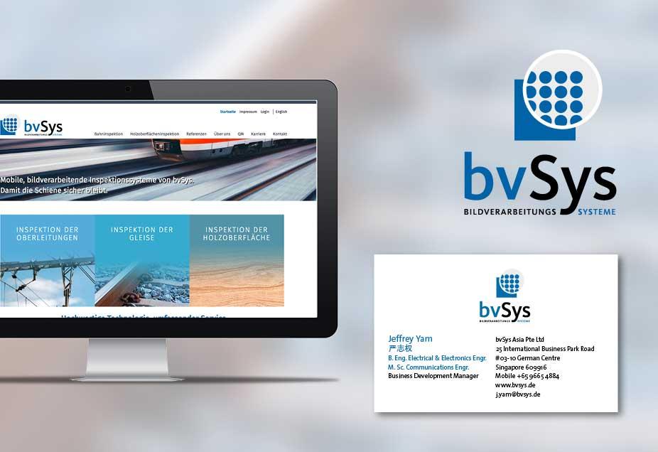 Corporate Design bvSys