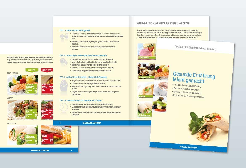Informations-Broschüre
