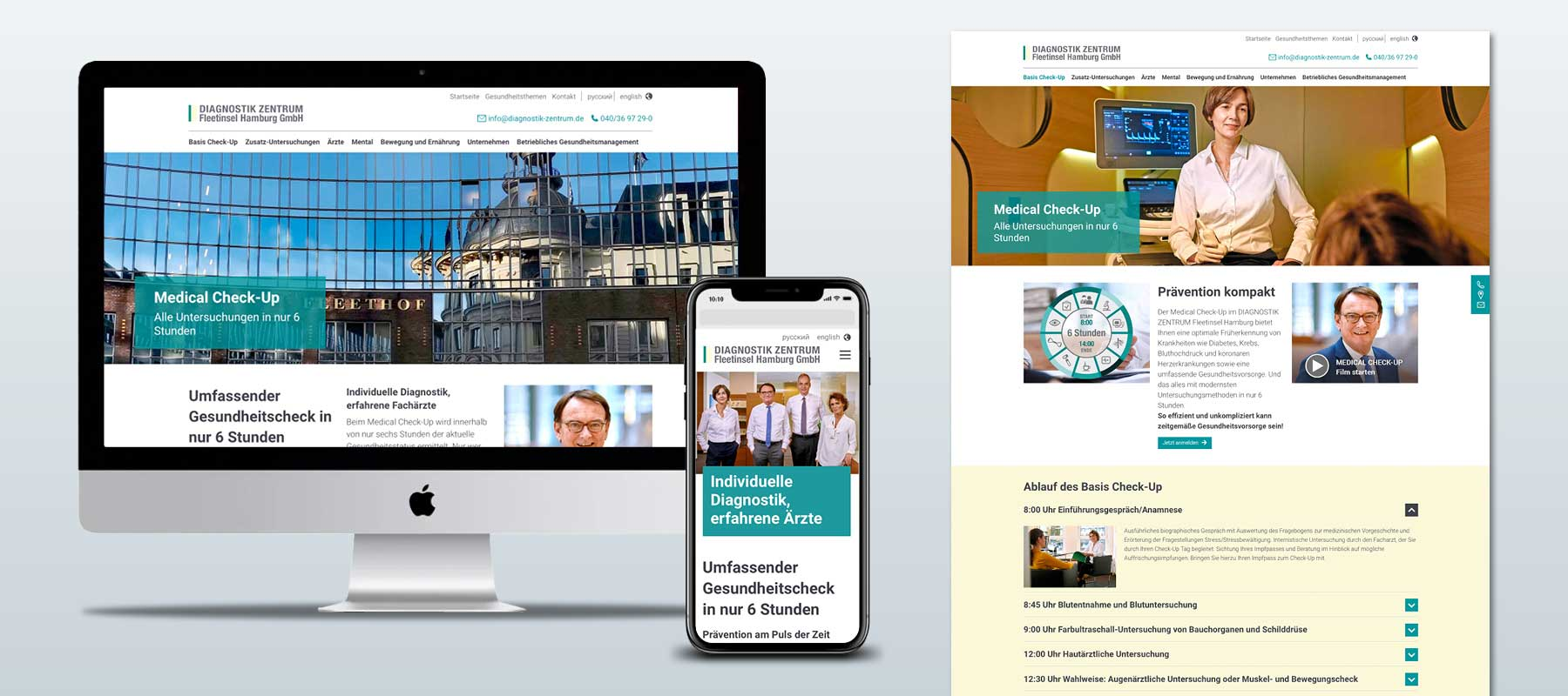 Corporate Design und Responsive Website mit Joomla