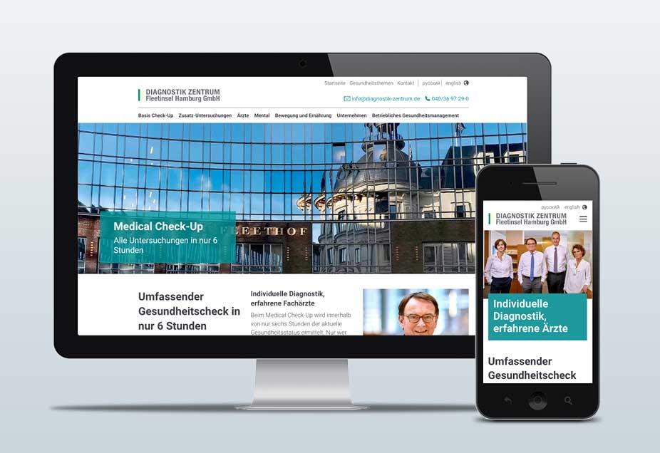 Diagnostik Zentrum Fleetinsel Hamburg