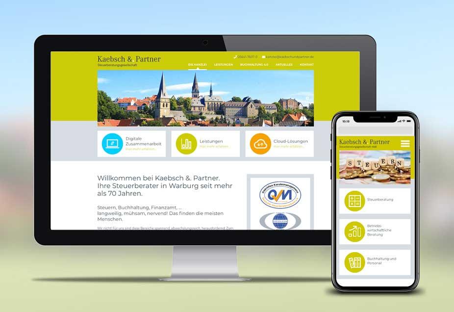 Webdesign und Webentwicklung mit Joomla