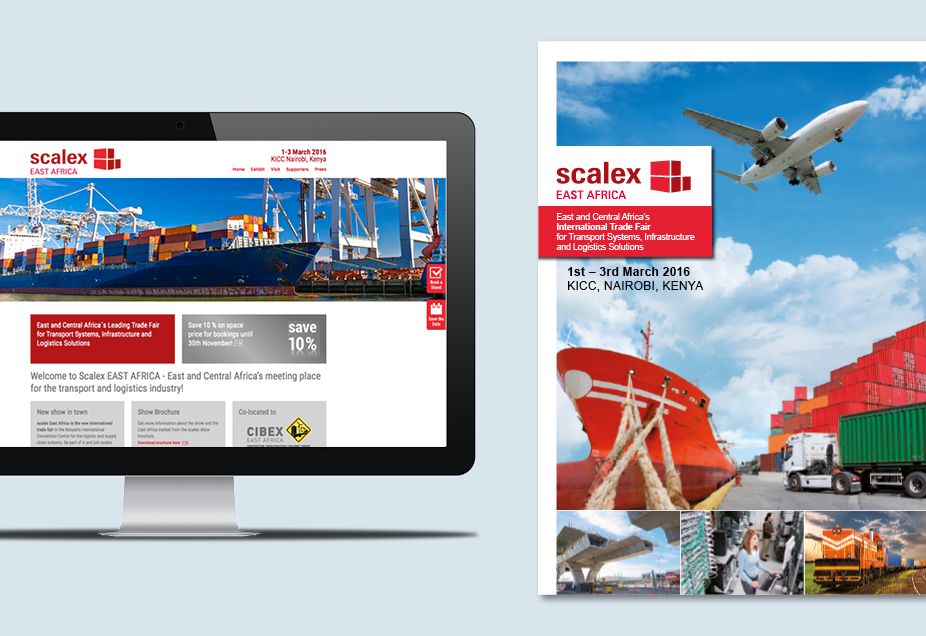 Corporate Design, Website